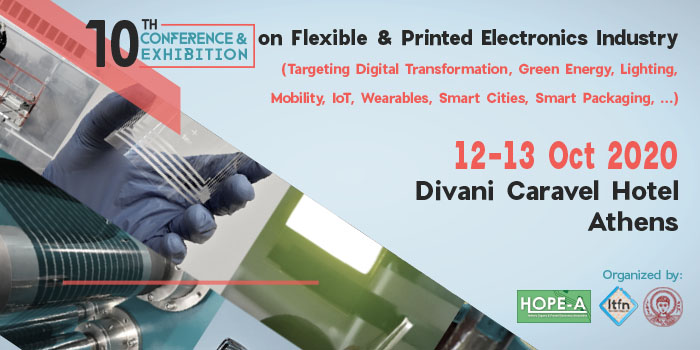 10th Conference & Exhibition on Flexible & Printed Electronics Industry