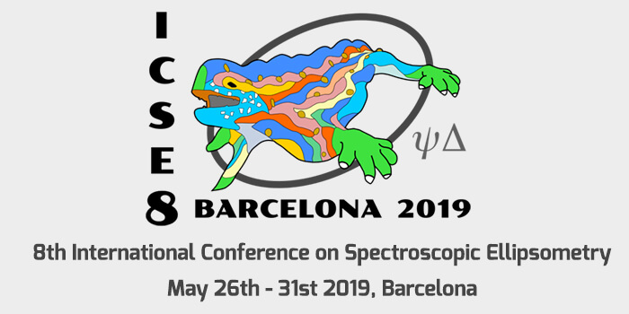 8th International Conference on Spectroscopic Ellipsometry (ICSE8)