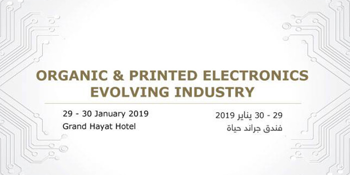 Organic & Printed Electronics in Middle East & North Africa